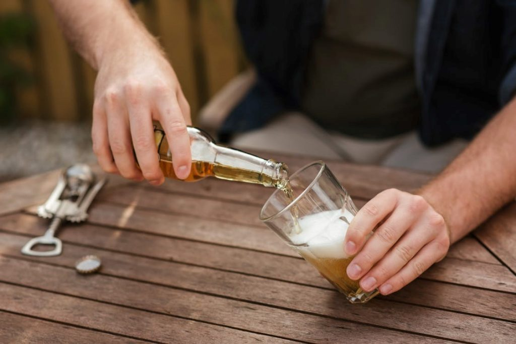 Impact de la crise Sanitaire sur la consommation d'alcool