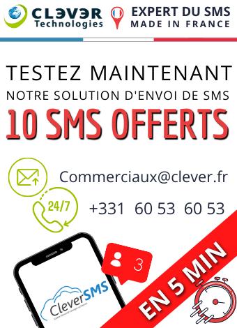 Programmer l'envoi de SMSautomatique